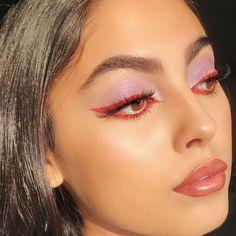 Cute Makeup, Glam Makeup, Pretty Makeup, Skin Makeup, Eyeshadow Makeup, Beauty Makeup, Makeup Geek, Glitter Eyeshadow, Eyeshadow Palette