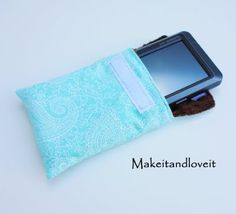 "Nice ""cozy"" protector for your electronics like Kindle, GPS, etc."
