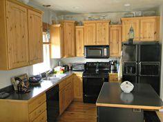 Organized Kitchen by Organize & Decorate Everything