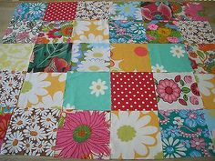 Electronics, Cars, Fashion, Collectibles, Coupons and Baby Items, Squares, Quilts, Blanket, Retro, Cotton, Crafts, Stuff To Buy, Vintage