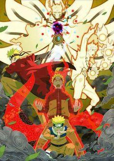 Naruto Transformations