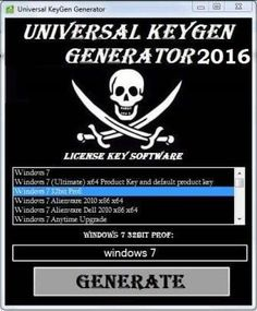 Universal Keygen Generator 2017 Free Download