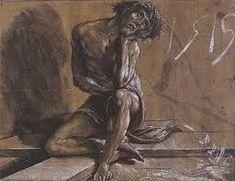 Slikovni rezultat za hans holbein the younger painting dead christ