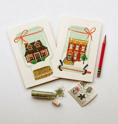 2013 Holiday Cards Round-Up!