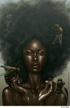 Artist Alvin Epps
