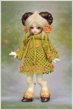 ball jointed doll by Maram Banu