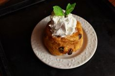Pumpkin Goat Cheese Bread Pudding | saraheatsaustin