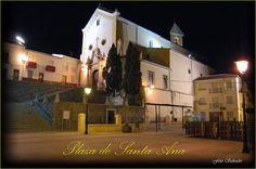 IMAGEN: Plaza de Santa Ana