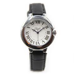 YAKI Fashion Uhr Damen Modeuhren Analog Quarz Uhren Damenarmbanduhren Lederband Schwarz CT8311-BW [CT8311-BW] - €17,09 - ZNL- ein großes internationales Möbel Online Shop in Deutschland