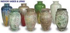Wholesale Pottery, Imported Clay Flower Pots, Chimeneas, Fountains, Vases & everything you need for a great decor.