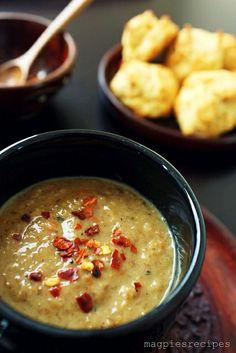 cumin roasted cauliflower soup