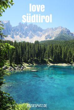 Der Karersee in Südtirol ist eine Augenweide!  Tipps für Unternehmungen in Obereggen, Südtirol für die ganze Familie. Wandern, Mountainbiken, Kletter und mehr.