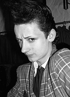 george o'dowd (later boy george) At Billy's 1978 Copyright: Derek Ridgers #KidsClothingSubscriptionBox