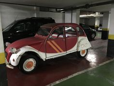Citroën 2CV Márcatelo mundial 82 el más antiguo en funcionamiento el 020