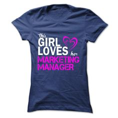 This girl loves her MARKETING MANAGER