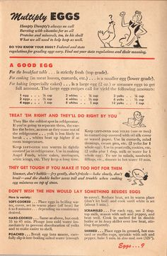 1943 Betty Crocker Your Share - Wartime Meal Planning | Organized Clutter Retro Recipes, Old Recipes, Vintage Recipes, Cookbook Recipes, Cooking Recipes, Family Recipes, Cookbook Ideas, Kids Cookbook, Cooking 101