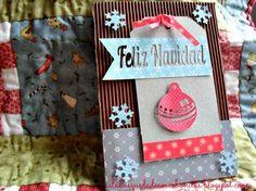 2º Intercambio de tarjetas de Navidad, de 3 de 2