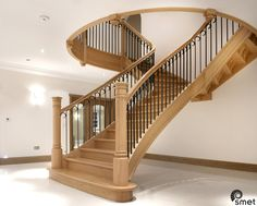 Gerrards Cross - A - Staircases of Distinction