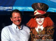 Living the American Dream with The Mad Hatter