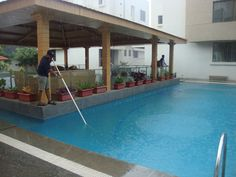 Swimming pool services in Pune support are so assured you will be more than enthusiastic about services that they will even personalize a maintenance and cleaning plan for you.