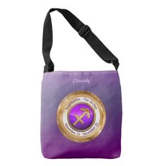 Shop The Archer - Sagittarius Zodiac Sign Crossbody Bag created by StudioFilip. Purple Birthday, Gold Birthday Party, Birthday Party Invitations, Pop Art Girl, Retro Pop, Archer, Customized Gifts, Sagittarius Zodiac, Zodiac Signs