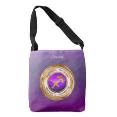 The Archer - Sagittarius Zodiac Sign Crossbody Bag