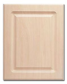 OPR1 - 949 White thermofoil cabinet doors by cabinetnow.com $70 for 2 11X28.5 doors prebore.