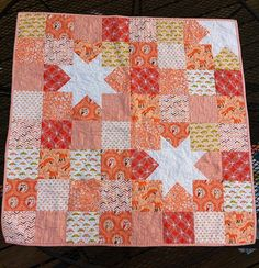 les amis baby quilt....love this so much!