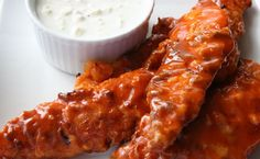 Buffalo Chicken Strips , weight watchers recipes , 2 smart points