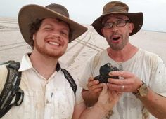 Meteorite found in Australia - AOL