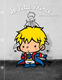 Le Petit Prince Cover by petipoa
