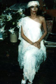 In Photos: Bianca Jagger's Iconic Style   - HarpersBAZAAR.com
