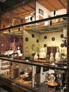 Rijksmuseum Amsterdam dollhouse