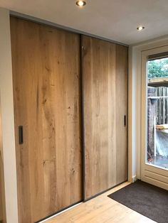 Top 13 Wardrobe Door Ideas to Try to Make Your Bed Room Clean as well as Sizable Modern Closet Doors, Bedroom Closet Doors, Wardrobe Design Bedroom, Bedroom Cupboard Designs, Bedroom Cupboards, Hall Wardrobe, Wardrobe Doors, Sliding Door Wardrobe Designs, Closet Door Makeover