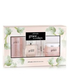 never be without grace. Amazing Grace fragrance set, one of my favorites!