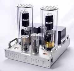 Allnic valve amplifier                                                                                                                                                      More