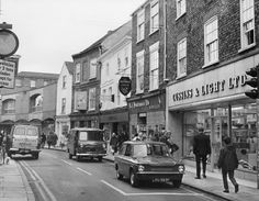 Goodramgate in 1970