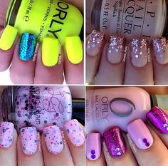 Different polishes