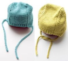 This pattern was created at the time of one of my daughters having a baby, to replace the boring white tricot hat that comes in the baby box all new mothers in Finland receive from the social security. Knitting For Kids, Baby Knitting Patterns, Baby Patterns, Knitting Yarn, Knit Or Crochet, Crochet For Kids, Crochet Hats, Purple Crafts, Sport Weight Yarn