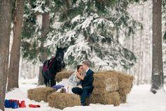 зимняя свадебная фотосессия #wedding #winter #russia