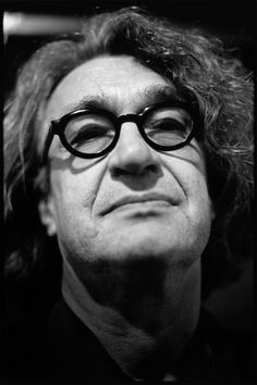 Wim Wenders, 2009 Patrice Terraz