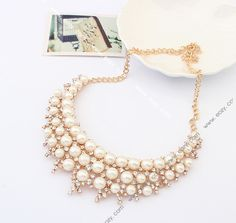 Elegant Pearl Beauty Temperament Necklace Fashion Accessories