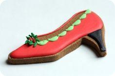diva claus cookies - sweetopia by Selkie~gal