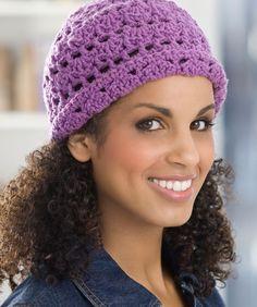 Vintage Cloche - free crochet pattern