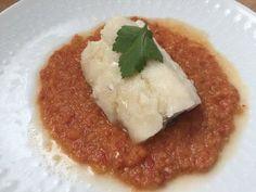 Bacalao con salsa de tomate y cebolla, Monsieur Cuisine, SilverCrest Lidl - YouTube