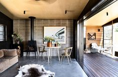 Living off the grid has never been so fabulous ... except this isn't the main house. It's the g...