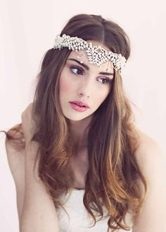 Drop-Dead Wedding Hairstyles and Accessories