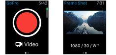 Ya puedes controlar tu GoPro desde el Apple Watch - http://www.actualidadiphone.com/ya-puedes-controlar-tu-gopro-desde-el-apple-watch/