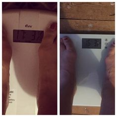 Fitter.Thinner.Happier: Wednesday Weigh in - Week 7 - One Stone Milestone
