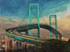 vincent thomas bridge - Google Search